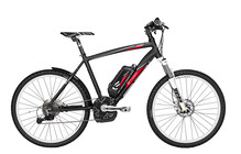 BH Bikes Xenion 650 black/red